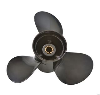 Bootsmotor Propeller 8,5 X 9 Für Tohatsu 2 \u0026 4 HUB 6TE 8TE 9,8TE