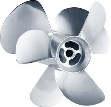 Volvo Penta F5 Duo Prop Stainless Steel Rear Propeller 3851475 For DPS Drive