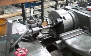 Machining Taper
